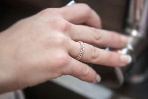 Moesmycken.se - Handgjorda ringar, halsband och örhängen - Ring Kul