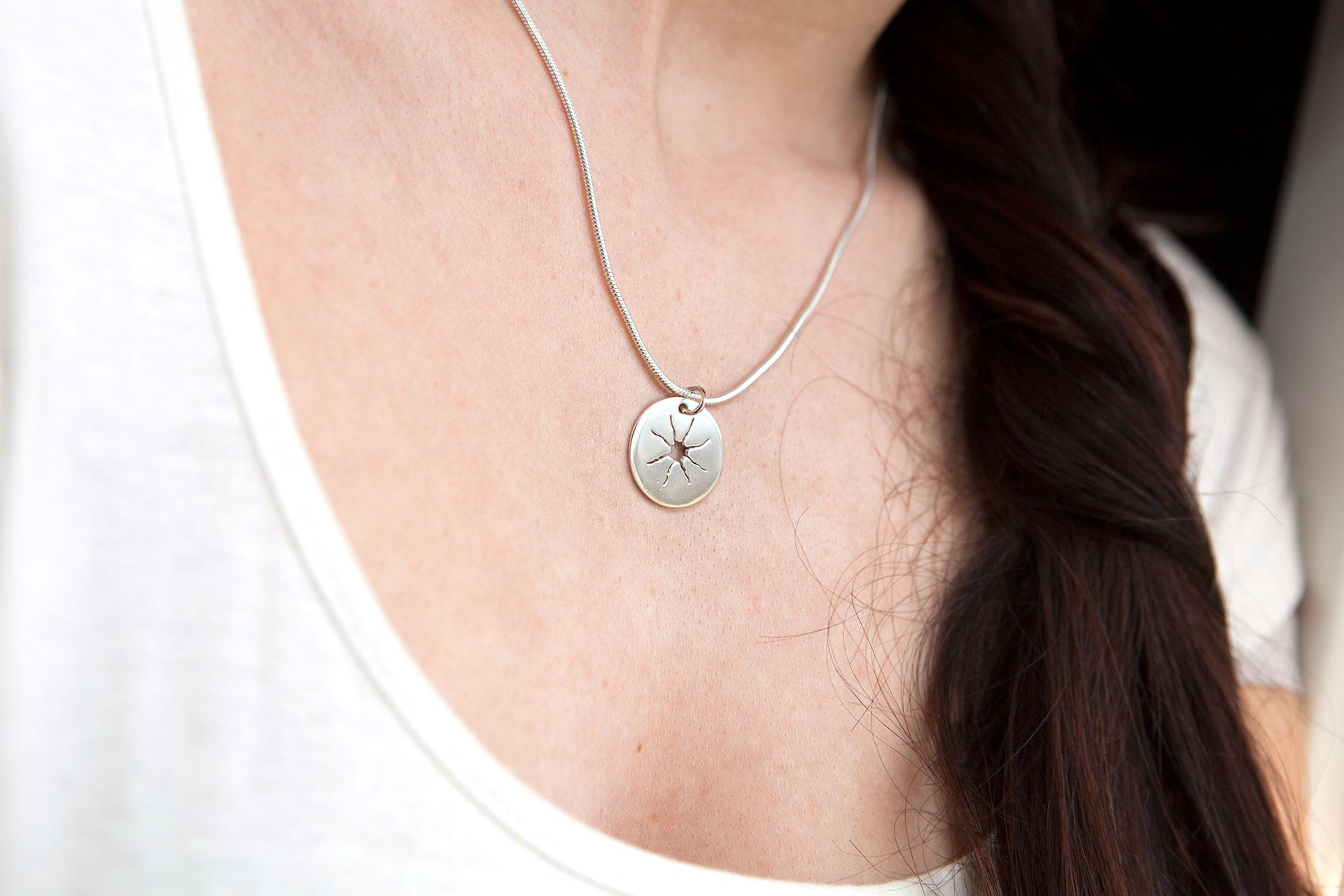 Moesmycken.se - Handgjorda ringar, halsband och örhängen - Halsbandet Nova