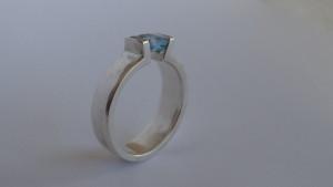 Moesmycken.se - Handgjorda ringar, halsband och örhängen - Ring Ami