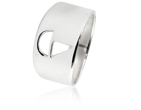 Moesmycken.se - Handgjorda ringar, halsband och örhängen - Ring Segel