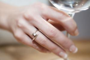 Moesmycken.se - Handgjorda ringar, halsband och örhängen - Ring Cero